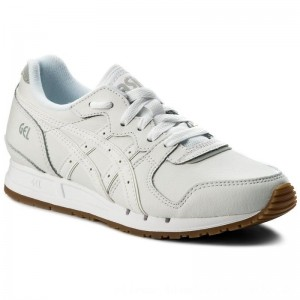 Asics Sneakers TIGER Gel-Movimentum HL7G7 White/White 0101 [Outlet]