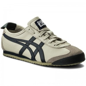 Asics Sneakers ONITSUKA TIGER Mexico 66 DL408 Birch/India Ink/Latte 1659 [Outlet]