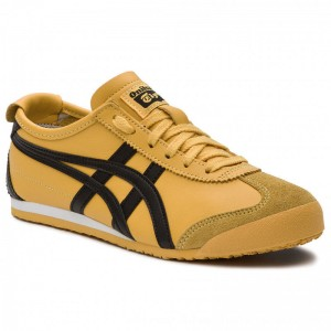 Asics Sneakers ONITSUKA TIGER Mexico 66 DL408 Yellow/Black 0490