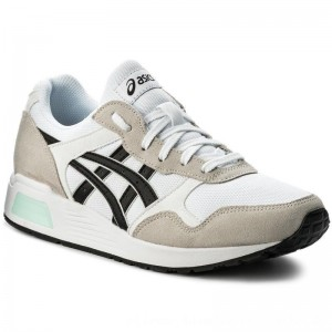 Asics Sneakers Lyte-Trainer H8K2L White/Black 0190 [Outlet]