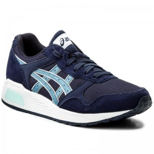 Asics Sneakers Lyte-Trainer H8K2L Peacoat/Provincial Blue 5842 [Outlet]