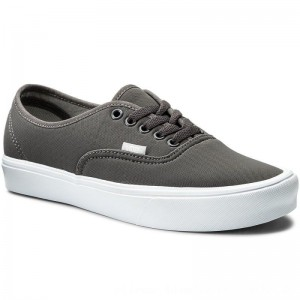 Vans Turnschuhe Authentic Lite VN0A2Z5JQAP (Neo Perf) Asphalt/True W [Outlet]