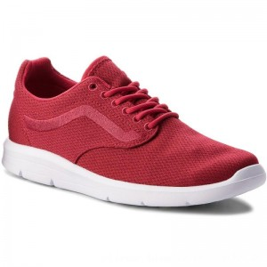 Vans Sneakers Iso 1.5 VN0A38FEQKT (Mesh) Crimson/True White [Outlet]