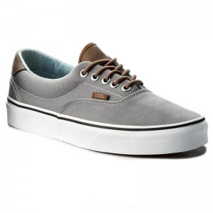 Vans Turnschuhe Era 59 VA38FSQ70 (C&L) Frost Gray/Acid Den [Outlet]