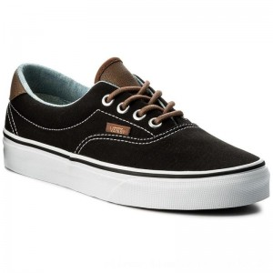 Vans Turnschuhe Era 59 VA38FSQK3 (C&L) Black/Acid Denim [Outlet]