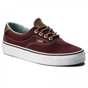 Vans Turnschuhe Era 59 VN0A38FSQK5 (C&L) Port Royale/Acid De [Outlet]