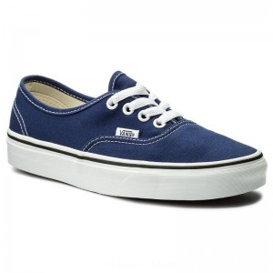 Vans Turnschuhe Authentic VN0A38EMQ9QW Estate Blue/True White [Outlet]