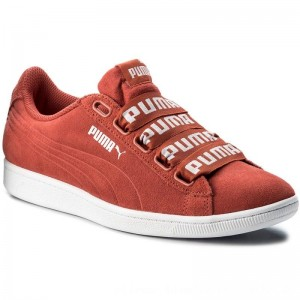 [BLACK FRIDAY] Puma Sneakers Vikky Ribbon Bold 365312 02 Spiced Coral/Spiced Coral
