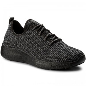Skechers Sneakers Denlen 52114/BBK Black [Outlet]