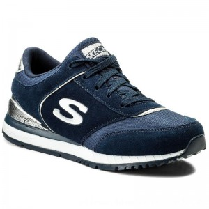 Skechers Sneakers Revival 910/NVY Navy [Outlet]