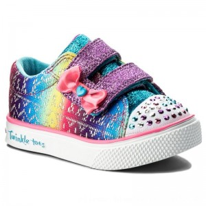 Skechers Halbschuhe Colorful Crochets 10928N/MLT Multi [Outlet]
