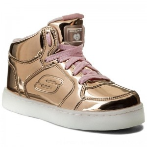Skechers Halbschuhe Dance-N-Dazzle 10771L/RSGD Rose Gold [Outlet]