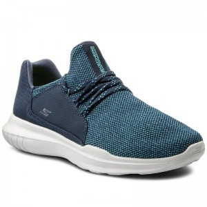 Skechers Schuhe Verve 14813/NVTL Navy/Teal [Outlet]