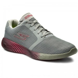 Skechers Schuhe Go Run 600 15067/CCPK Charcoal/Pink [Outlet]