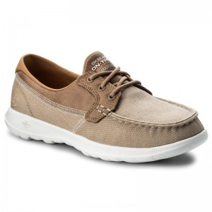 [BLACK FRIDAY] Skechers Halbschuhe Coral 15430/NAT Natural