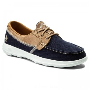 Skechers Halbschuhe Coral 15430/NVY Navy [Outlet]