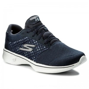 Skechers Schuhe Exceed 14146/NVW Navy/White [Outlet]
