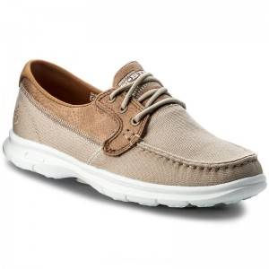[BLACK FRIDAY] Skechers Halbschuhe Seashore 14416/NAT Natural