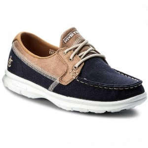 [BLACK FRIDAY] Skechers Halbschuhe Seashore 14416/NVY Navy