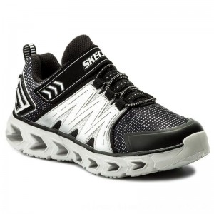 Skechers Halbschuhe Hypno-Flash 2.0 90585L/BKSL Black/Silver [Outlet]