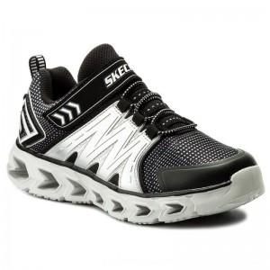 [BLACK FRIDAY] Skechers Halbschuhe Hypno-Flash 2.0 90585L/BKSL Black/Silver