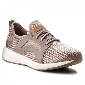 Skechers Schuhe BOBS SPORT Insta Cool 31365/TPE Taupe [Outlet]