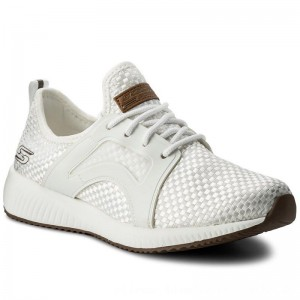 Skechers Schuhe BOBS SPORT Insta Cool 31365/WHT White [Outlet]