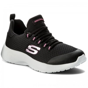Skechers Schuhe Dynamight 81017L/BKW Black/White [Outlet]