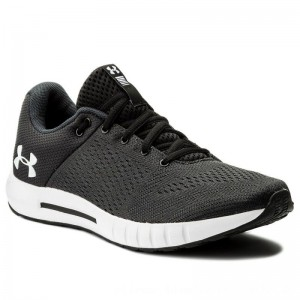 Under Armour Schuhe Ua W Micro G Pursuit 3000101-100 Gry [Outlet]