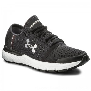 [BLACK FRIDAY] Under Armour Schuhe Ua W Speedform Gemini Vent 3020663-002 Blk/Noir