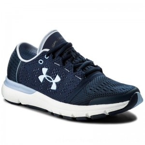 Under Armour Schuhe Ua W Speedform Gemini Vent 3020663-400 Nvy [Outlet]