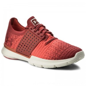 Under Armour Schuhe Ua W Speedform Slingwrap Fade 1298673-601 Red [Outlet]