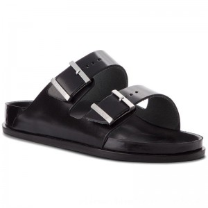 Birkenstock Pantoletten Arizona Avantgarde 1008953 Premium Black [Outlet]