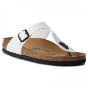 [BLACK FRIDAY] Birkenstock Zehentrenner Arizona Bs 0543763 Patent White