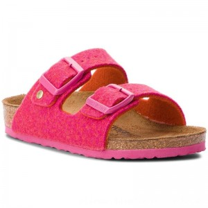 [BLACK FRIDAY] Birkenstock Pantoletten Arizona Rivet Kids 1010430 Fuchsia