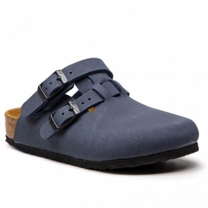 [BLACK FRIDAY] Birkenstock Pantoletten Kay Kids 1011409 M Navy