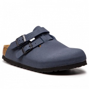 [BLACK FRIDAY] Birkenstock Pantoletten Kay Kids 1011409 D Navy