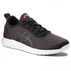 Asics Schuhe Kanmei 2 1022A011 Black/Black 001 [Outlet]