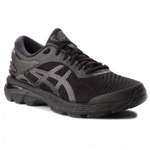 Asics Schuhe Gel-Kayano 25 1011A019 Black/Black 002 [Outlet]