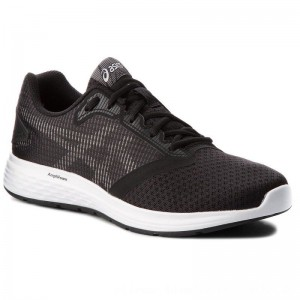 Asics Schuhe Patriot 10 1011A131 Black/White 001 [Outlet]