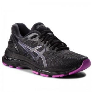 Asics Schuhe Gel-Nimbus 20 Lite-Show 1012A037 Black/Black 001