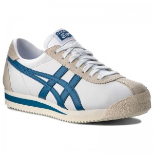 Asics Sneakers ONITSUKA TIGER Corsair D7J4L White/Deep Sapphire 100 [Outlet]