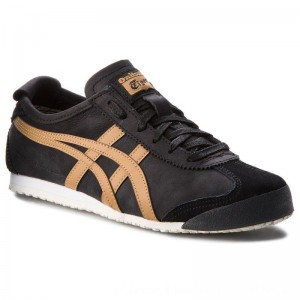 Asics Sneakers ONITSUKA TIGER Mexico 66 1183A198 Black/Caravan 001 [Outlet]