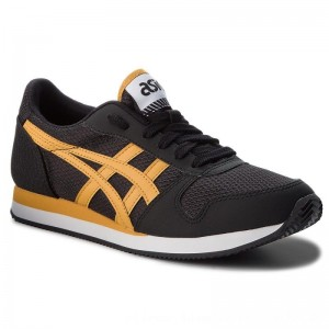 Asics Sneakers TIGER Curreo II HN7A0 Black/Sandstorm 001