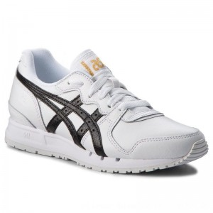 Asics Sneakers TIGER Gel-Movimentum 1192A002 White/Black 100 [Outlet]