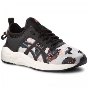 Asics Sneakers TIGER Gel-Lyte Keisei Knit 1192A018 Glacier Grey/Black 020 [Outlet]