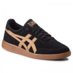 Asics Sneakers TIGER Gel-Vickka Trs H847L Black/Carmel 001 [Outlet]