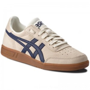 Asics Sneakers TIGER Gel-Vickka Trs H847L Birch/Peacoat 200 [Outlet]