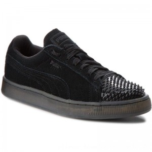 Puma Sneakers Suede Jelly 365859 01 Black/Puma Black [Outlet]