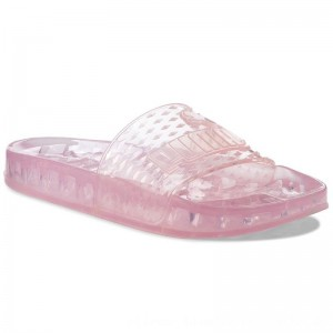 [BLACK FRIDAY] Puma Pantoletten Jelly Slide 365773 05 Prism Pink/Prism Pink